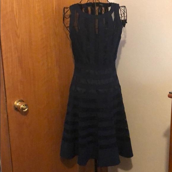 White House Black Market Dresses & Skirts - WHBM sleeveless fit & flare dress